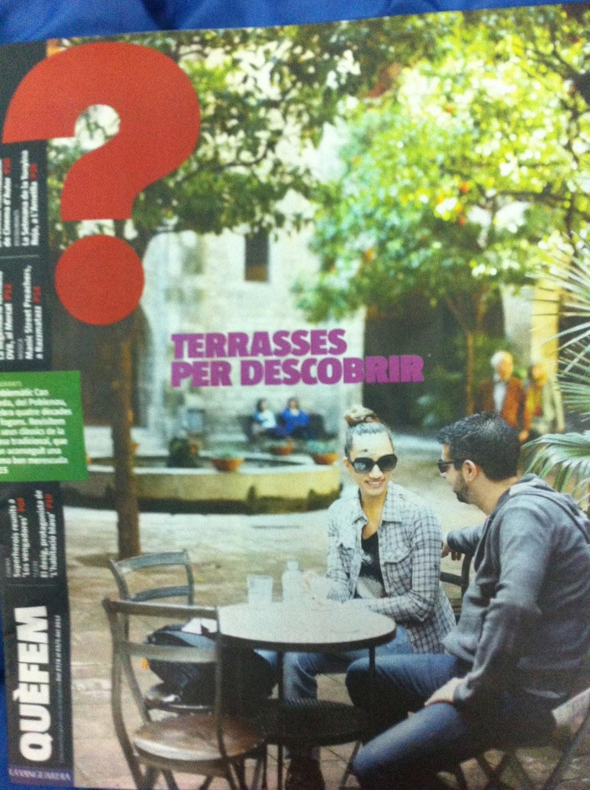Muebles de exterior barcelona mesas y sillas de estilo - Muebles hosteleria barcelona ...