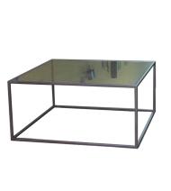 Mesa cubo cristal