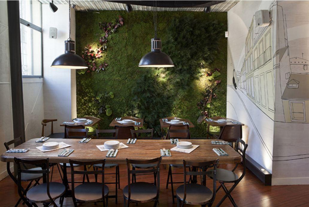 Decoracion Industrial Bares ~   de hosteleria con muebles vintage y estilo industrial en Madrid