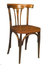 silla clásica de bar