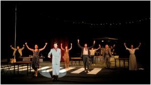 la ville de barcelona obra de teatre